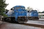 Conrail Blue in Alabama
