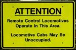 Remote Control Locomotive