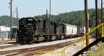 Alabama & Tennessee River power at CSX Boyles Yard