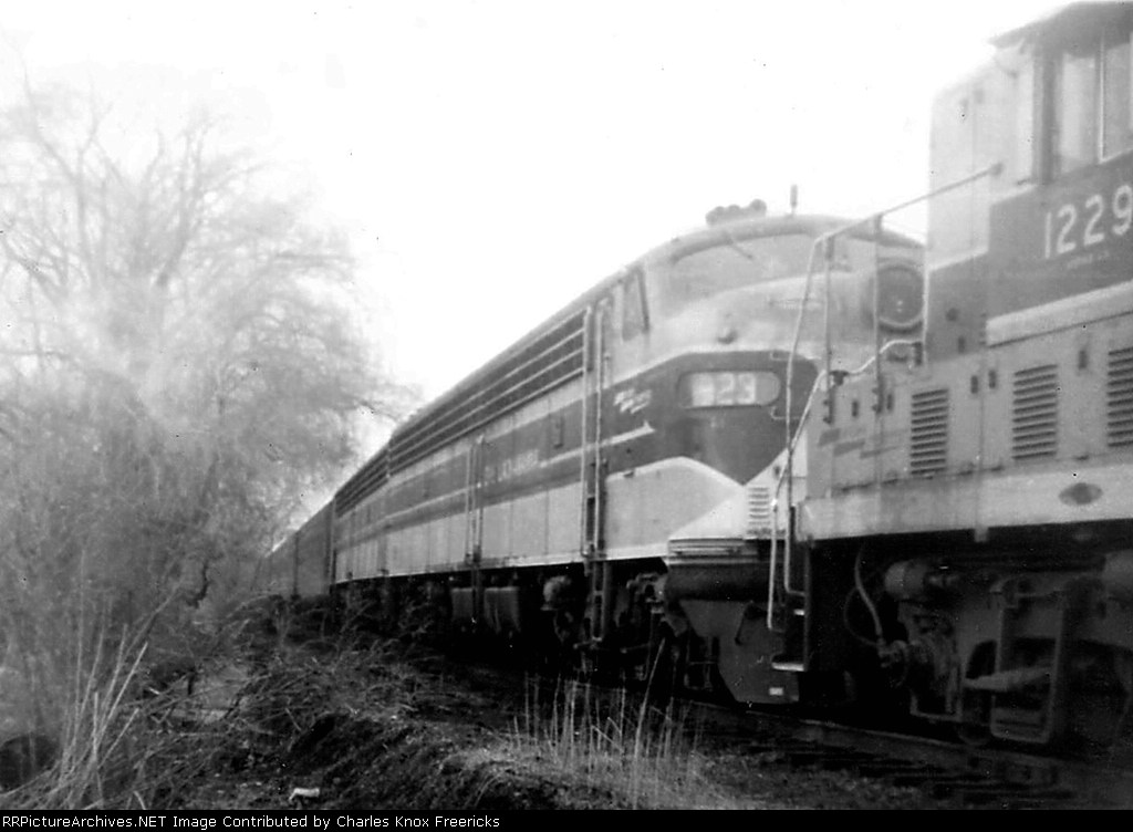 Erie Lackawanna NJ&NY train 1606