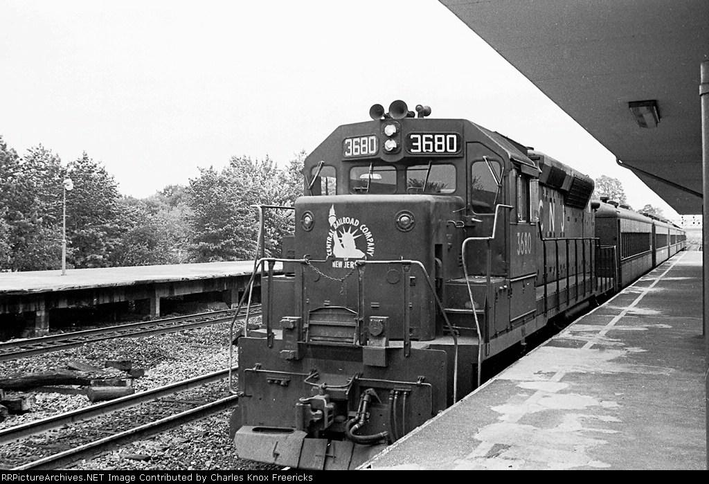 Conrail commuter #5511