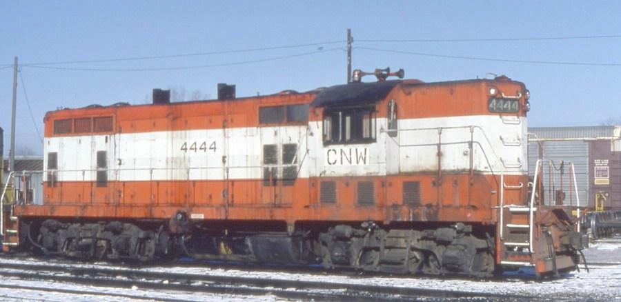 CNW 4444