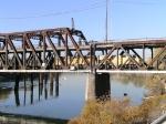 UP Crossing I Steet bridge