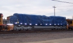 UP 1989 (On delivery from WSOR Horicon paint shop)