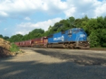 W4A with DMIR SD45T-2