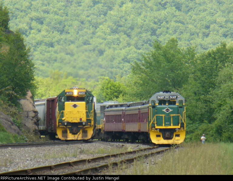 RBMN 3055 and 5017