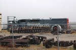 Kyle Railroad (KYLE) EMD SD45T-2 No. 9254
