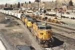 Eastbound unit soda ash train
