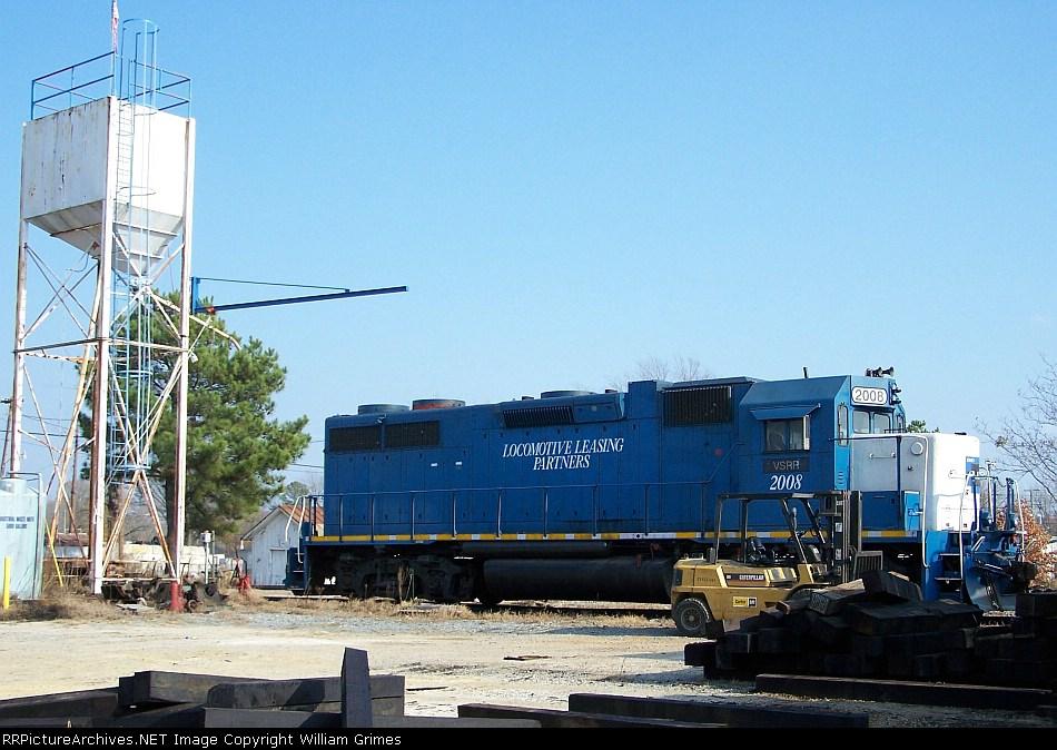 VSRR 2008 on NC&VA