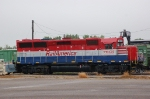 Toledo, Peoria & Western Railway (TPW) EMD GP40X No. 4056