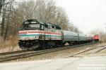 Amtrak/CN meet