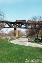 Grand River bridge