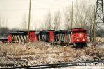 CN train rounding wye
