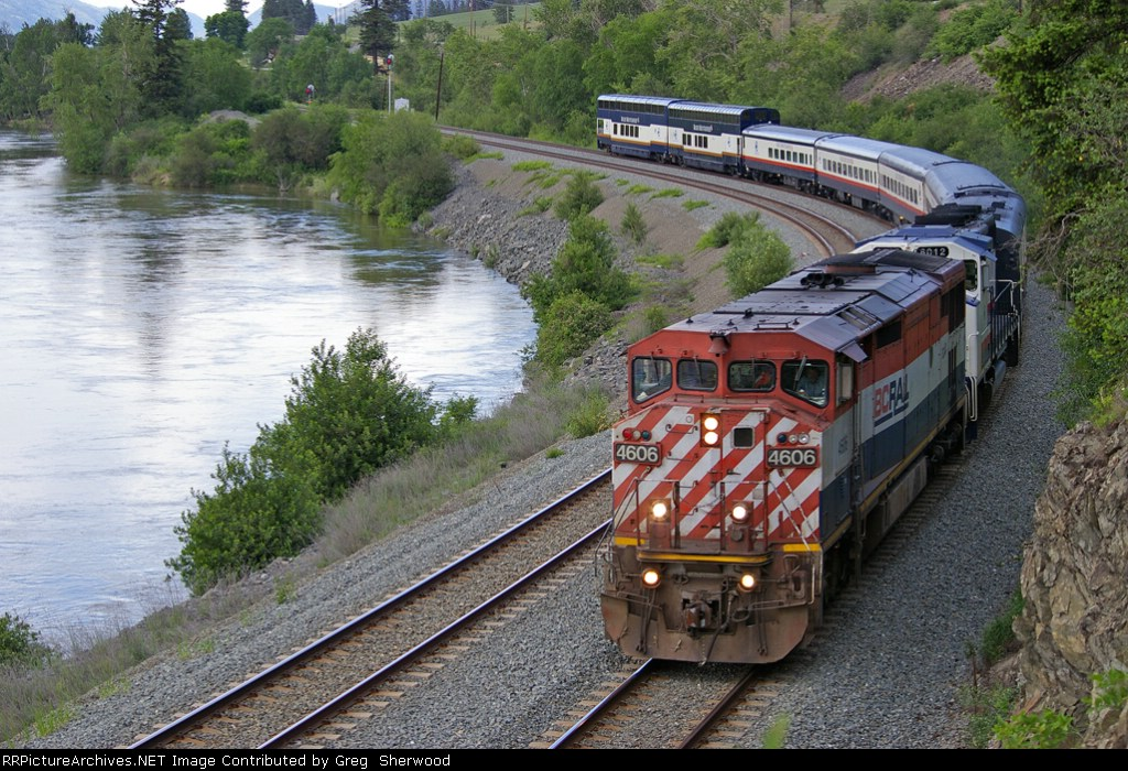 Rocky Mountaineer Vacations