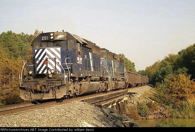 KCS'S Transcontinental Division Vicksburg Sub
