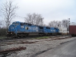 Still good to see the old Conrail Quality engines running