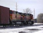 BNSF 4466