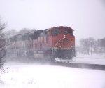 BNSF 9165 (DPU's)