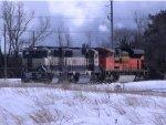 BNSF 9805