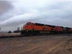 BNSF 6726