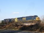 CSX 812 & 449