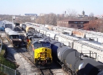 IAIS' Iowa City Yard