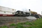 NS 3559 drifting downgrade on track 2