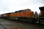 BNSF 5099