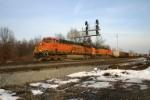 BNSF 6093 WEST