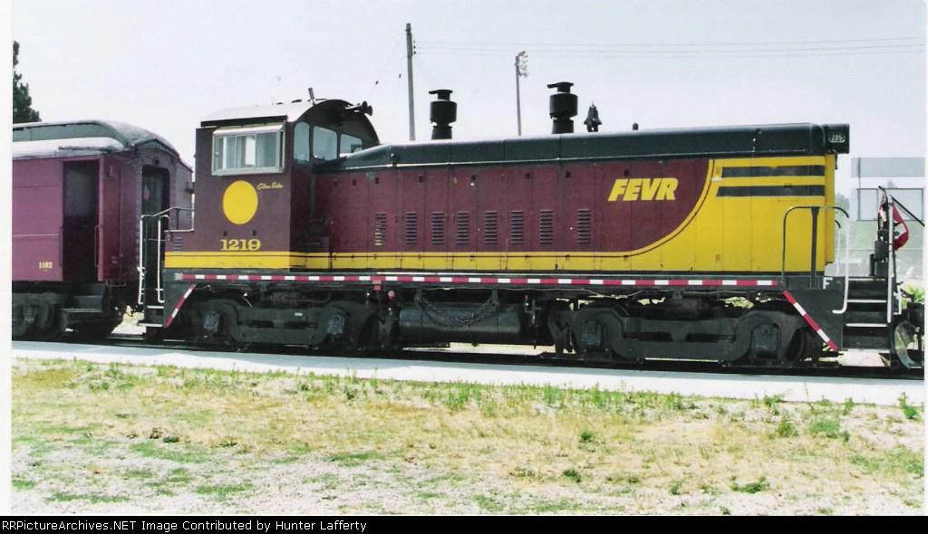 FEVR 1219