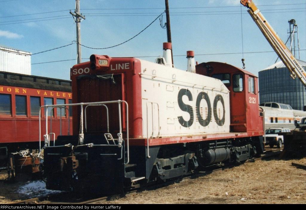Soo Line 2121