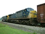 "CSX 1 is the ""Spirit of West Virginia"""
