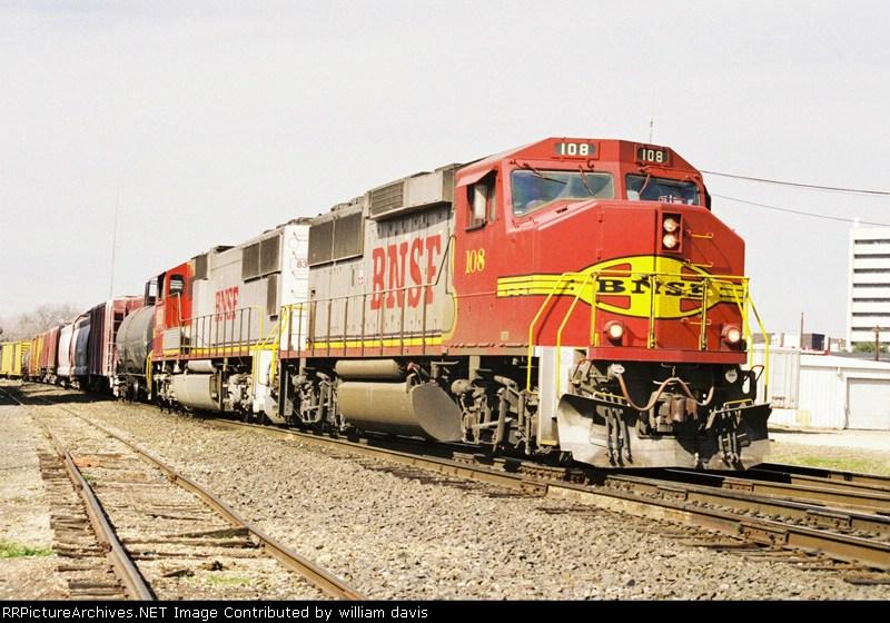 BNSF'S Galveston Sub