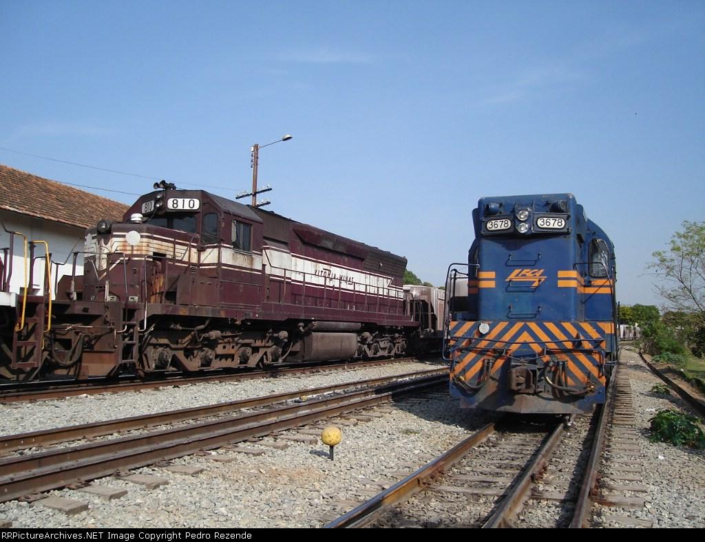 EFVM 810 and FCA 3678