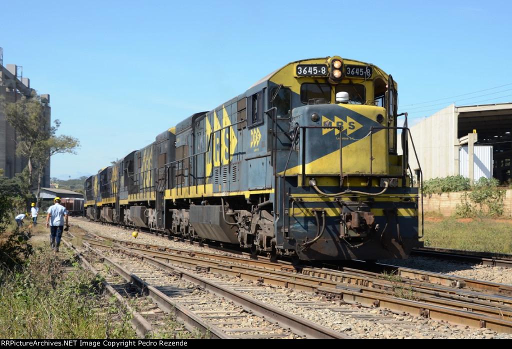 Cement train