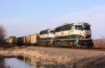 BNSF 9595