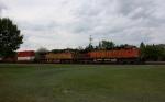 BNSF 4025