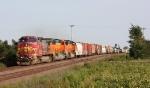 BNSF 660