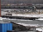 Flatcar near Juniata deadline