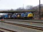CSX 7797 and 8636