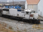 NS SD40E Rebuild 6301