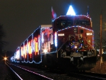 2008 Holiday Train at Kinnear