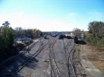 CSX yard in Thomasville, Ga