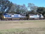 CSX 9044 & 8057