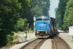 NS 6785 EX conrail leads NS 227