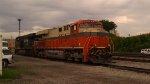NS 8105 Interstate Heritage unit