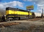 New York Susquehanna and Western 3022