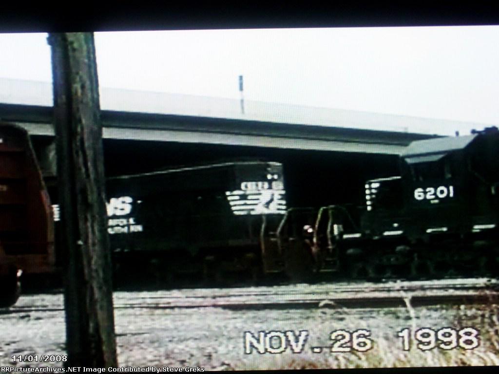 NS 6192 and NS 6201