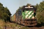 CBNS Train 305