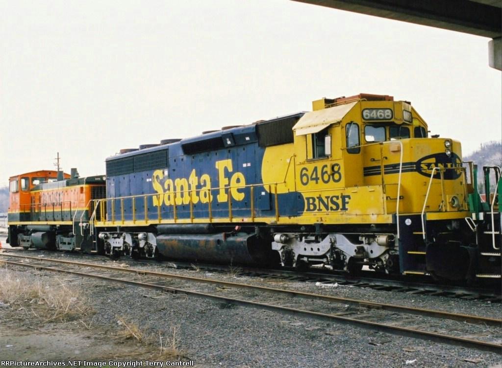 BNSF 6468